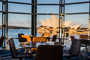Sydney - dining at Peter Gilmore's Quay in Circular Quay - luxury short breaks New South Wales