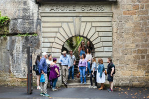 Sydney - discovery the history of The Rocks on a walking tour - luxury short breaks New South Wales