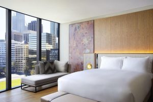 Perth - Ritz Carlton Premium King Room - Luxury short breaks Western Australia