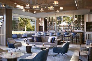 Perth - hotel bar - Luxury short breaks Western Australia