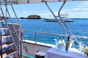Perth - harbour cruise with gourmet lunch and wines - Luxury solo tours