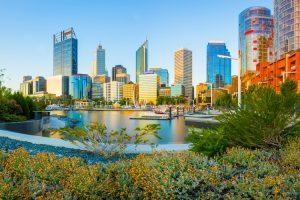 Perth - vibrant hub of Elizabeth Quay - Luxury short breaks Western Australia