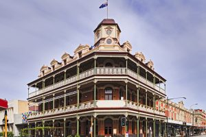 Fremantle - Victorian architecture remnants of Australia's day as a British penal colony - Luxury short breaks Western Australia