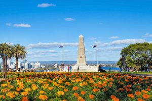 Perth - State War Memorial at Kings park - Luxury short breaks Australia