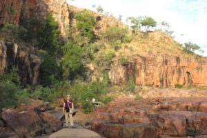 Katherine Gorge - Luxury Outback - Bill Peach Journeys